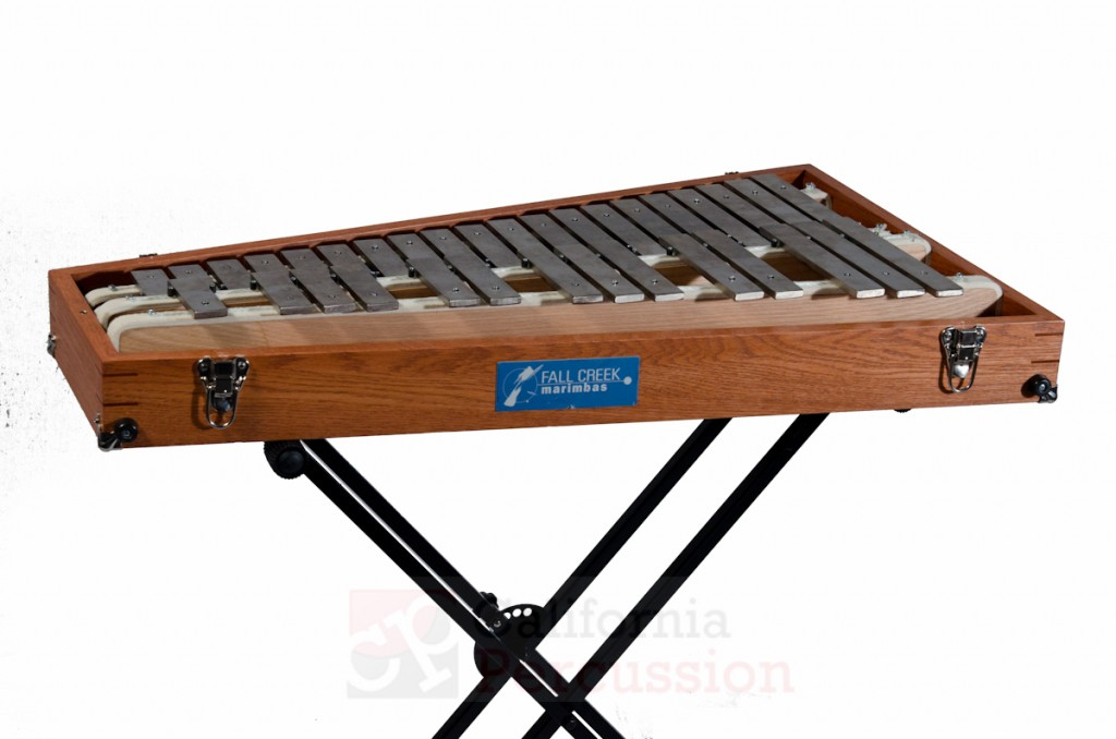Glockenspiel Rental – Fall Creek K100 – 2.6 octaves F5-D8