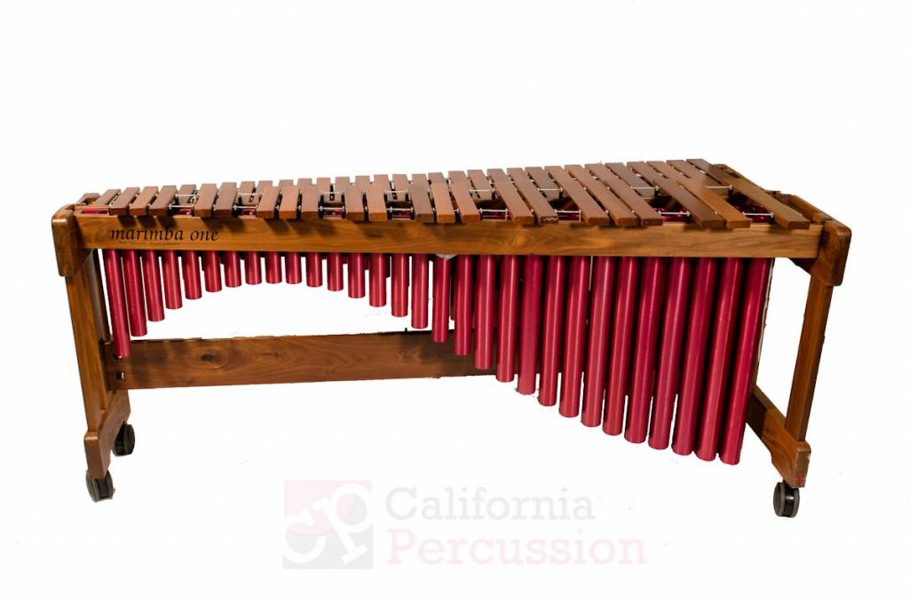 Marimba Rental – Marimba One – 4.3 octave A2-C7