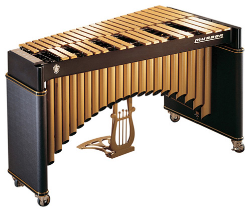 Vibraphone Rental – Musser M75 -3 octaves F3-F6