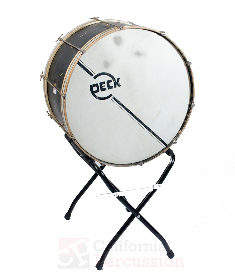 Bass Drum Rental – Vintage 26 x 14