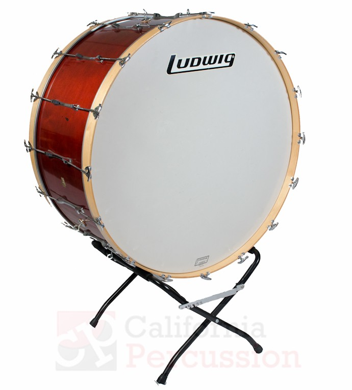 Concert Bass Drum Rental – Ludwig 40 x 18