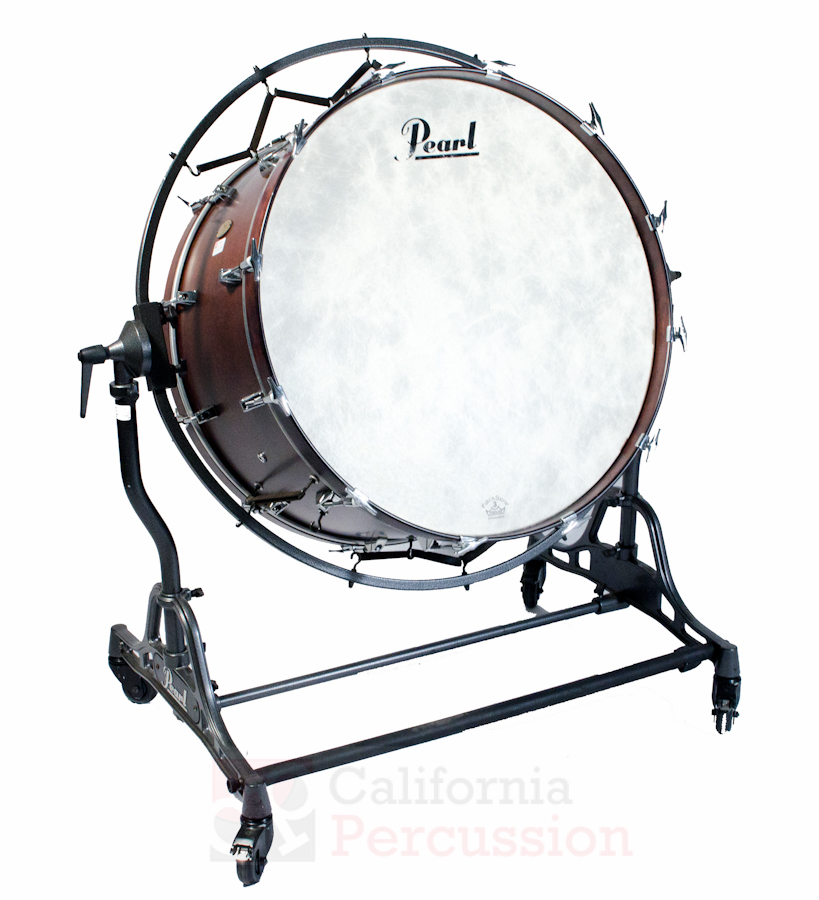 Concert Bass Drum Rental – Pearl 32 x 16