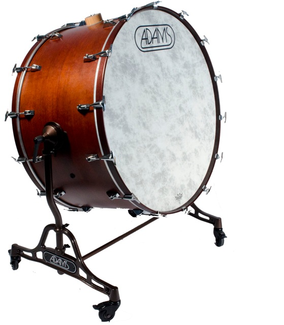 Bass Drum Rental – Adams 40 x 22