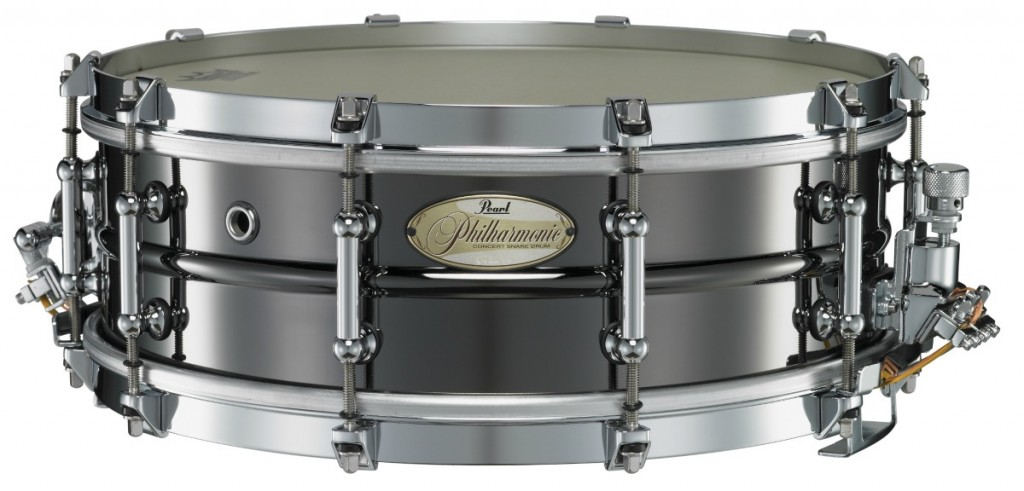 Snare Drum Rental – Pearl Philharmonic 5 x 14 Brass