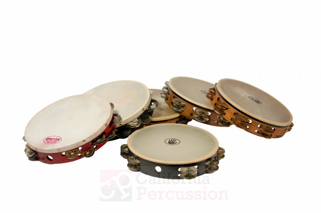 Tambourine Rental