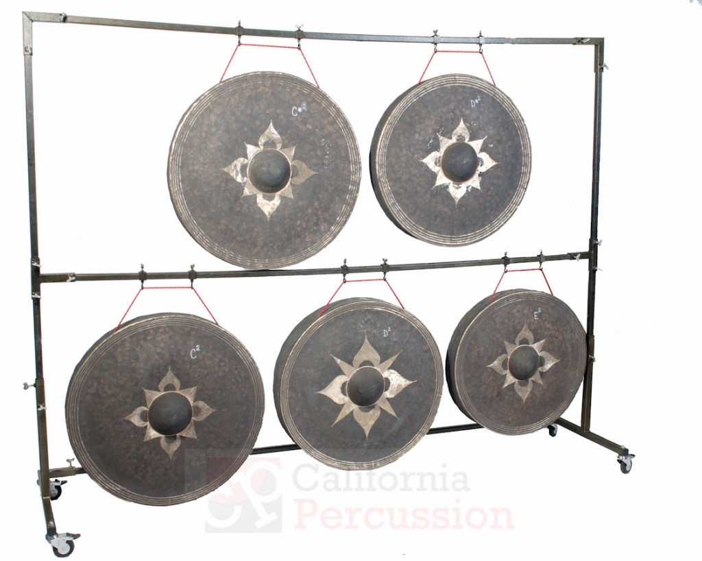 Tuned Gong Rentals