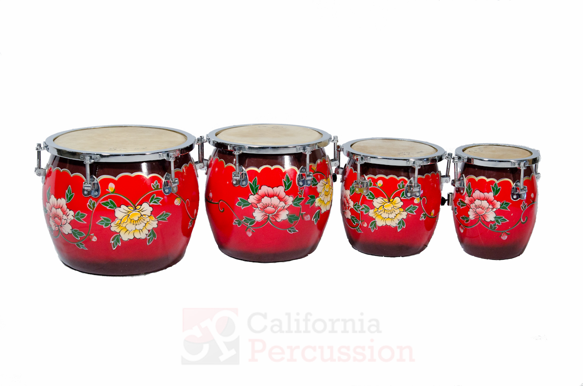Asian Percussion Rental